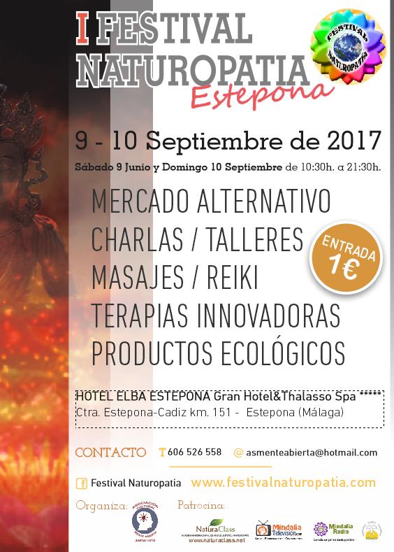 I festival Naturopatia estepona